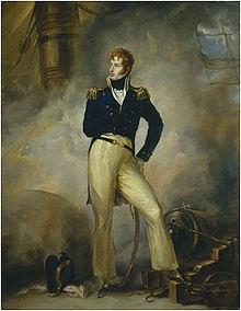 Portrait of Thomas Cochrane